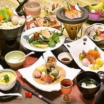 夕食イメージ