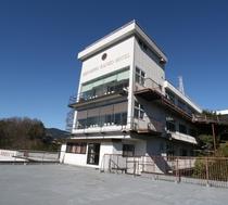 新館3階の屋上