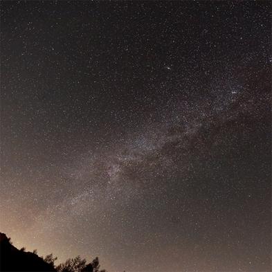 ☆2人の思い出!夜はテラスで満天の星空を★無料貸切展望風呂で仲良しカップルプラン<2食付>