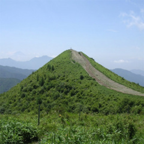 飯盛山でハイキングを楽しんでみる?