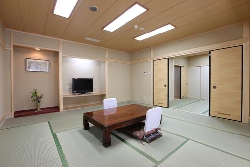 《西館》和室 二間続き 〜会場食〜 喫煙