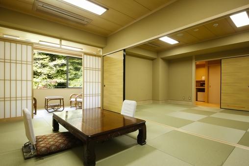 《西館》和室 二間続き 〜会場食〜 【禁煙】