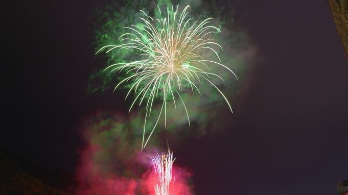 【花火が観える客室】お部屋から里山の花火を鑑賞!「鬼怒川焔火」を楽しむプラン