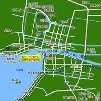 ■城下町松江のど真ん中の宍道湖畔★国宝松江城&松江駅へも徒歩約15分の最高の立地です■