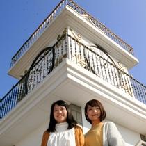 時計台の有るホテルなんて日本中探しても当館だけ♪女子旅♪カップル♪ご家族で松江ならではの想い出づくり
