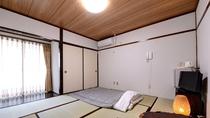 *和室8畳(客室一例)/グループやご家族でのご宿泊に◎団欒のひと時をお過ごし下さい。