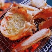 現金特価!■専門店むらくも提携1泊2食■D:冬季限定 活松葉ガニ「カニづくし」(料理¥4500!)■