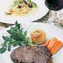 料理一例 ステーキ