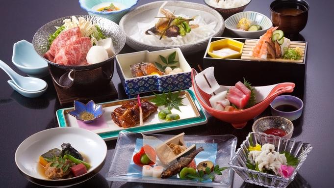 【夏季限定◆料理長イチオシ】地元の食材にこだわった!地元グルメを一堂に「夏近江八景会席プラン」