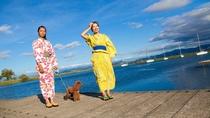琵琶湖の風を感じて