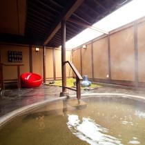 ■女性大浴場露天風呂