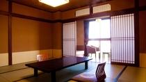 レイクサイド和モダンスタンダード客室12畳(ペット不可)