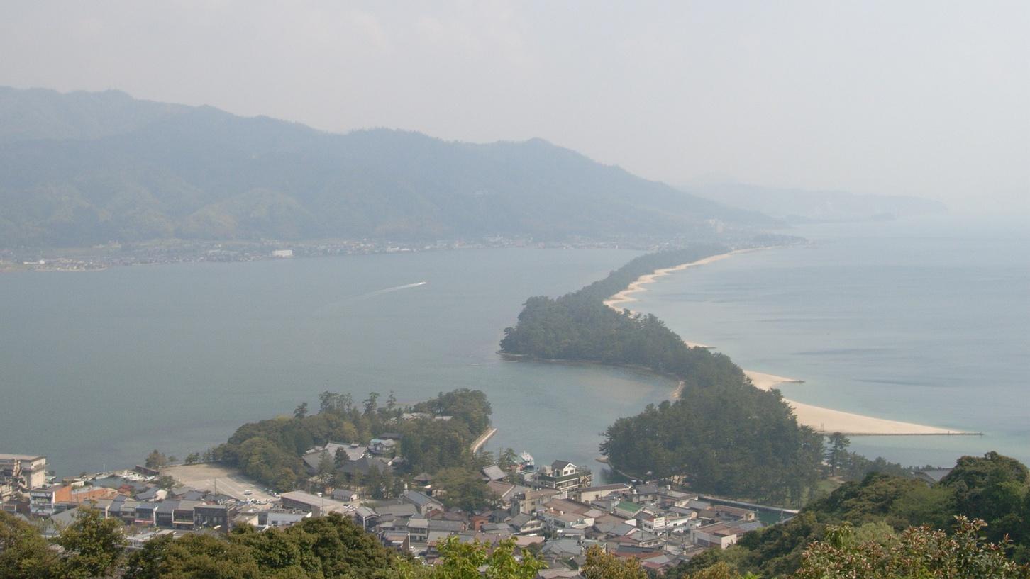 *【日本三景】天橋立ビューランドから見える景色☆