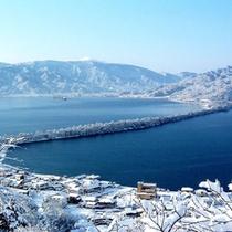 【天橋立】冬の景色もまた美しいです♪