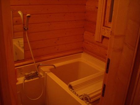 レンタルログハウス 風呂
