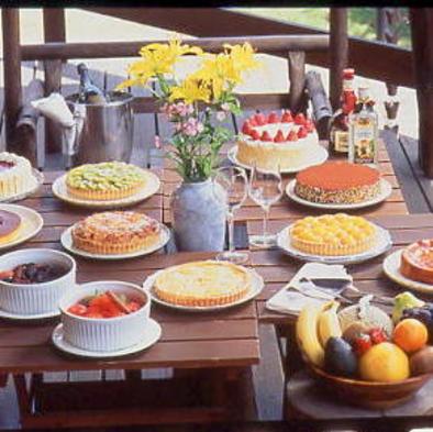 【料理自慢】☆セ・ボン一番人気★フランス・フルコース料理プラン★手作りデザート食べ放題付き☆