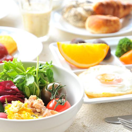 「朝食もおもいでに」そんな思いを込めて。