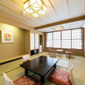 【禁煙】バリアフリー和洋室/58平米