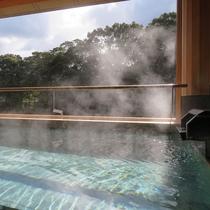 【温泉大浴場】2階・こもれびの湯
