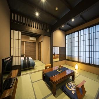 【特別室】信濃邸[桜]露天付和室