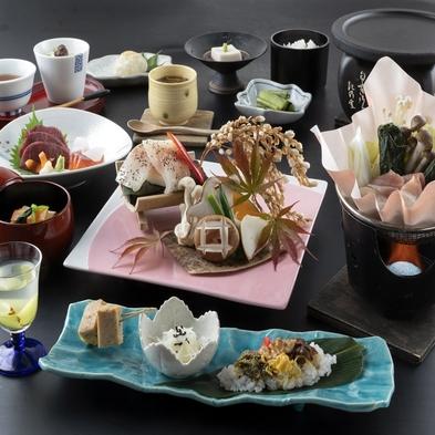 信州ブランド3種の川魚を食べ比べ!【川魚の膳】やちまたHIMEコース