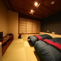 【和風ツインルーム】フランスベッド社製ベッド