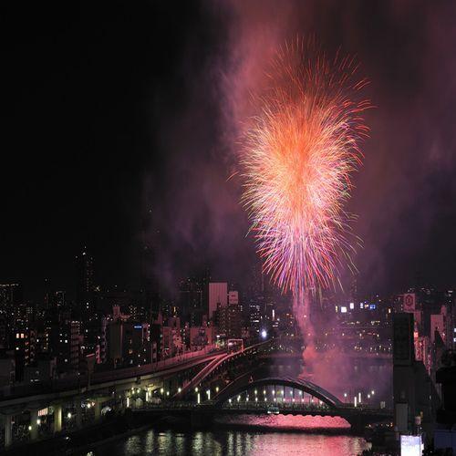◆隅田川花火大会