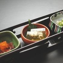 ふぐ前菜(3品)1