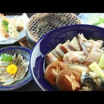知多の郷土料理「ふぐ魚醤焼き」