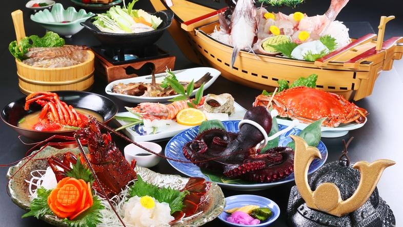 ふぐ料理 活魚料理の宿 やまに旅館