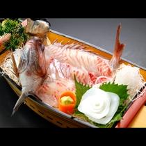 活魚膳 活造り