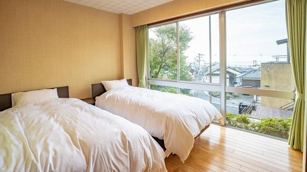 【別館和洋室】和室9畳+洋室4.5畳・バス&トイレ付