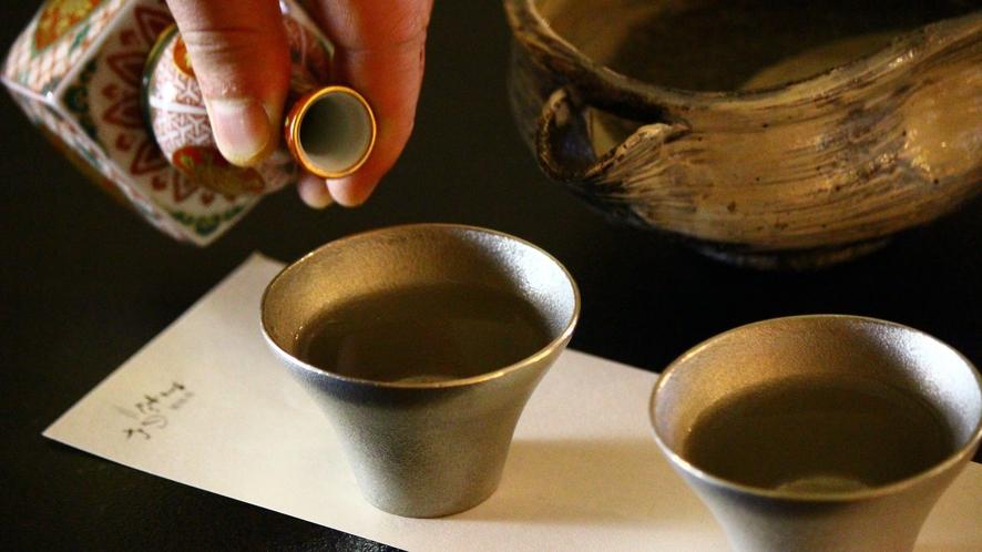 【地酒】丹後の美味しいお米から作る地酒も豊富に揃えています。
