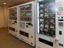 一般自動販売機(ドリンク、軽食)