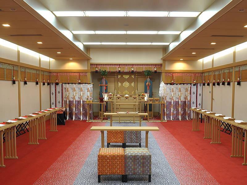 5F 神殿