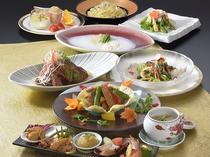 中華四川料理【重慶飯店】のディナー(イメージ)