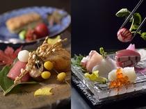 日本料理【吉備膳】のお料理(イメージ)
