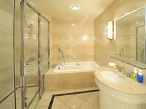 ジュニアスイート【69平米】 バスルーム