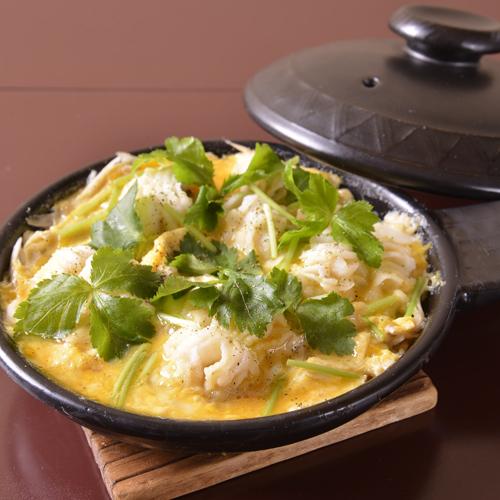 【鱧の柳川鍋】季節感あふれる「懐石料理」の一例