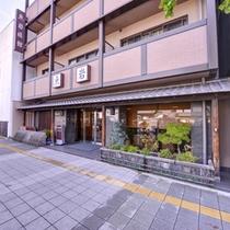 口コミ★★★★★→京都駅から歩けますし、近くにコンビニがあります。