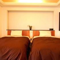 *特別室・光/ツインベッドルーム