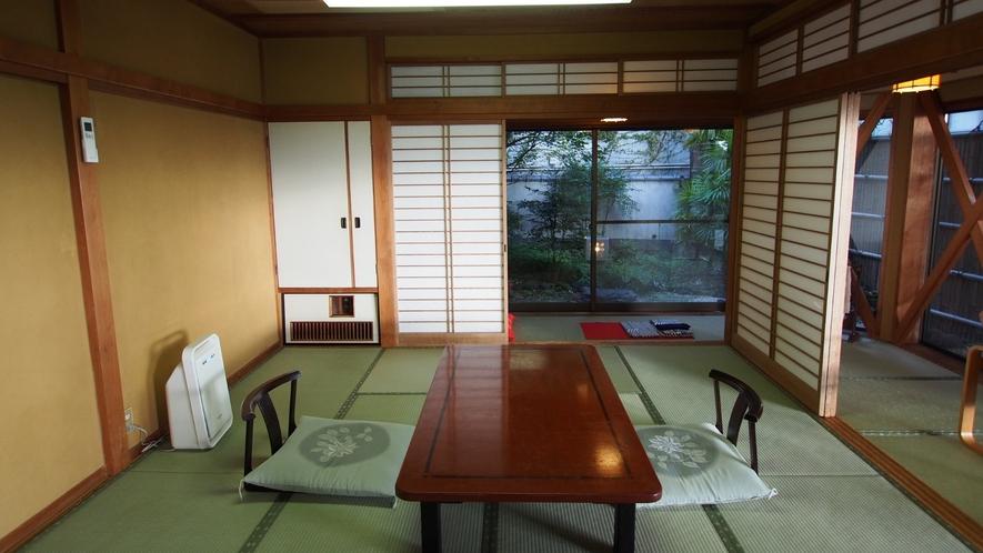 特別室・光/熱海の街と海を見渡す最高のロケーションの客室です。 ※イメージです