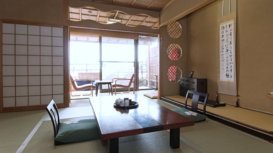 素翁亭/客室 ※イメージです