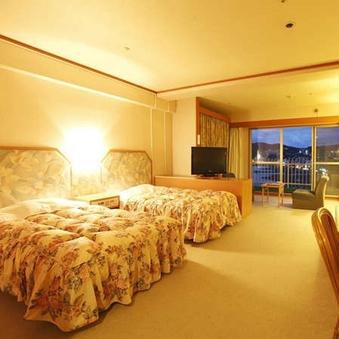 (ビーチビュー)デラックス洋室40平米ビーチ側6〜8F