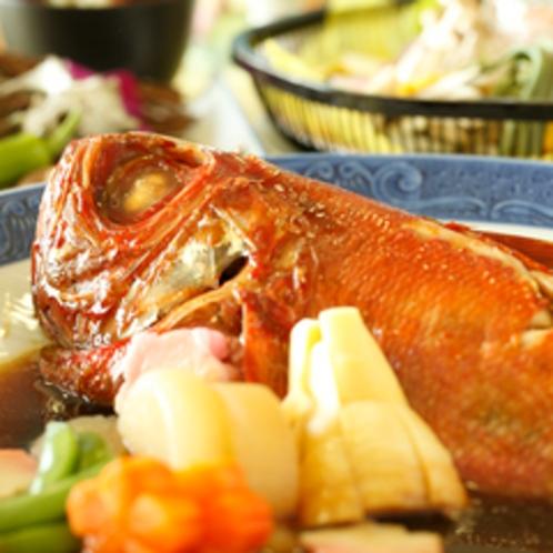 金目鯛姿煮◆人気の特大30cm級の金目鯛をたっぷりお召し上がりください