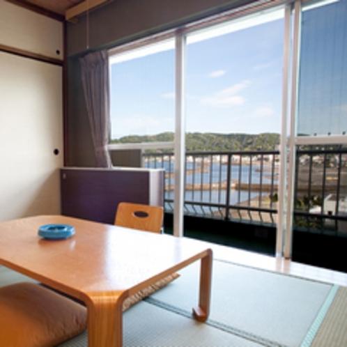 【客室】(ビーチビュー)和室6畳+洋室ツイン40㎡ 2~5F