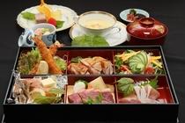 ☆お子様ご膳☆ 小学校高学年のお子様向けのお食事です。詳しい内容は写真説明をご覧ください。
