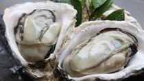 【一品料理】牡蠣の残酷蒸し(殻付き蒸し牡蠣)