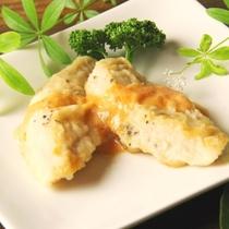 夕食 本日の魚料理