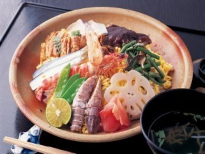 岡山名物ばら寿司